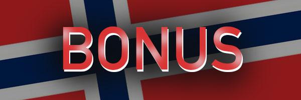 Bonus spill med casinobonus og oddsbonus i Norge