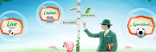 Casinobonus hos Mr Green