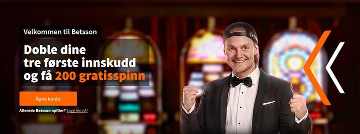Norges beste kasino bonus 2019